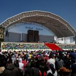 Pope condemns drug Trade's, violence in Mexico