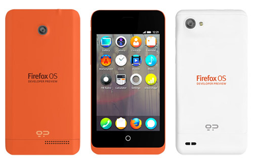 Mozilla Launch New Operating System called Firefox OS
