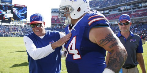 Richie Incognito re-signing Contract for three year