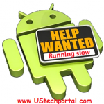 android slow fast setting