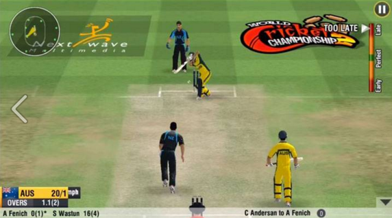 The Best Cricket Game