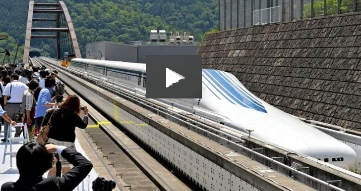 This is not Train, Its rocket!!- World Faster Train speed is 603KM