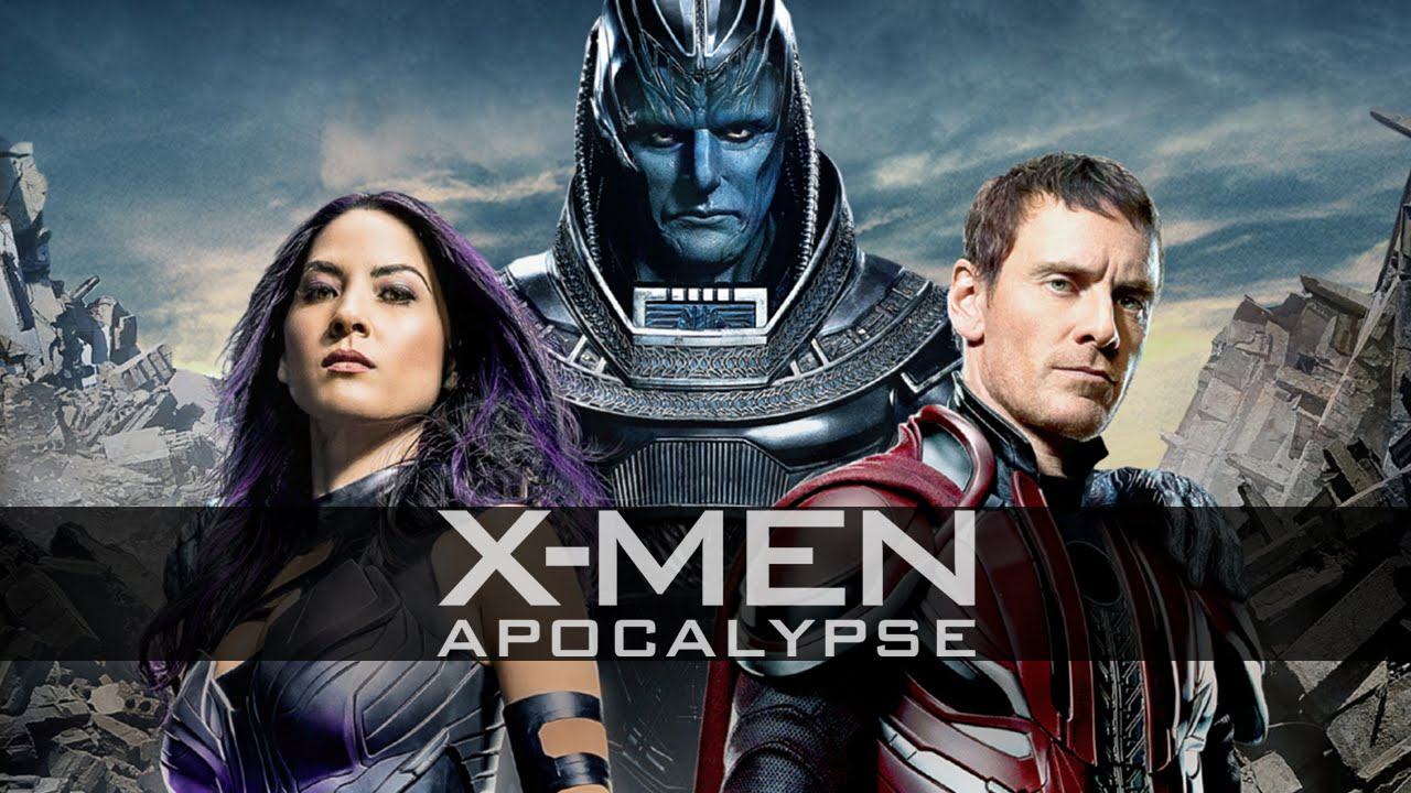 X-Men:Apocalypse Hollywood movie