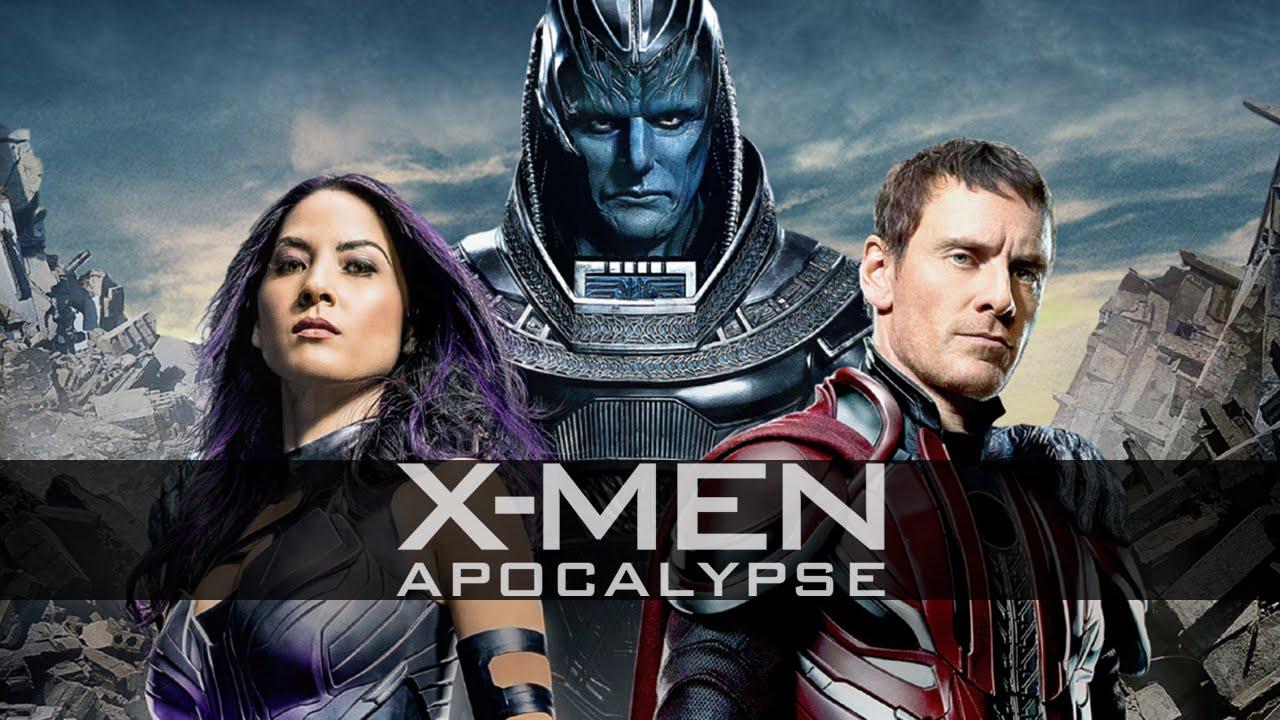 X-Men:Apocalypse Hollywood movie