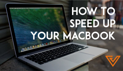Speed up Mac