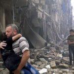 Deadly Airstrike On Syrian Aleppo Hospital