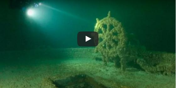 Ocean misterious