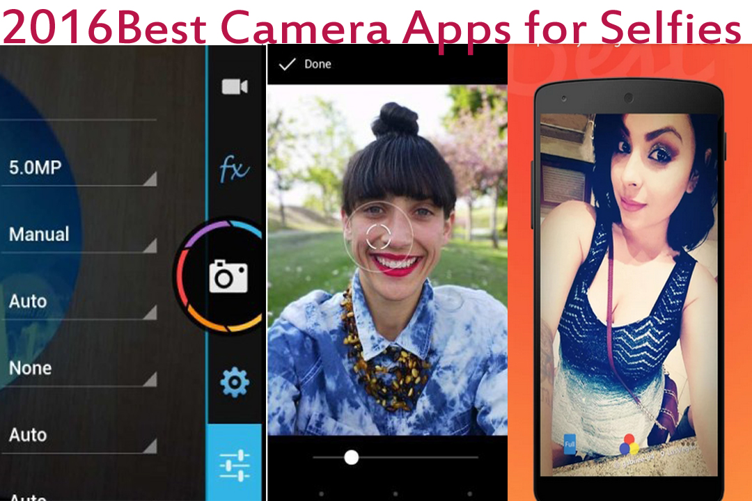 best apps for selfies