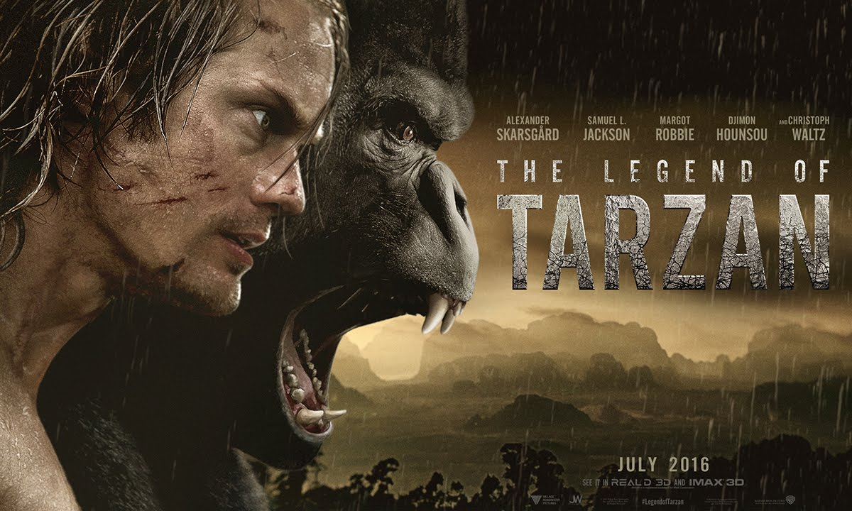 The Legend of Tarzan  (2016) Release date , Reviews
