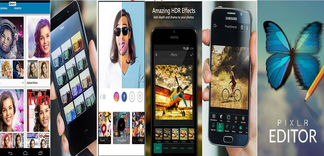 Free Best Photo Editing Apps For Android & IOS : Be Creative