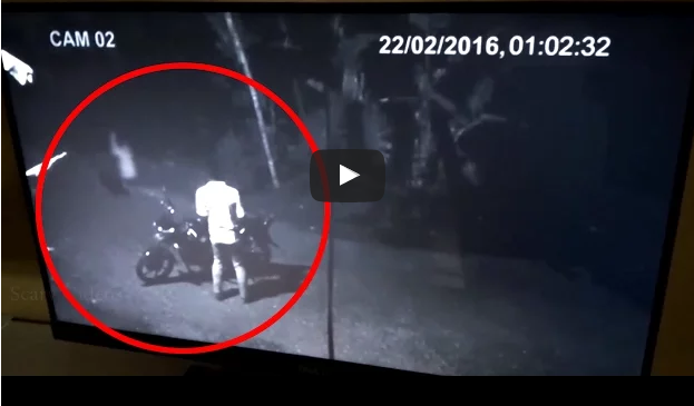 Scary Video – Girl Ghost on the Road Video (unbelievable but its real)