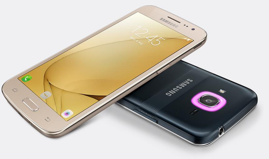 samsung galaxy j2 pro2016 design