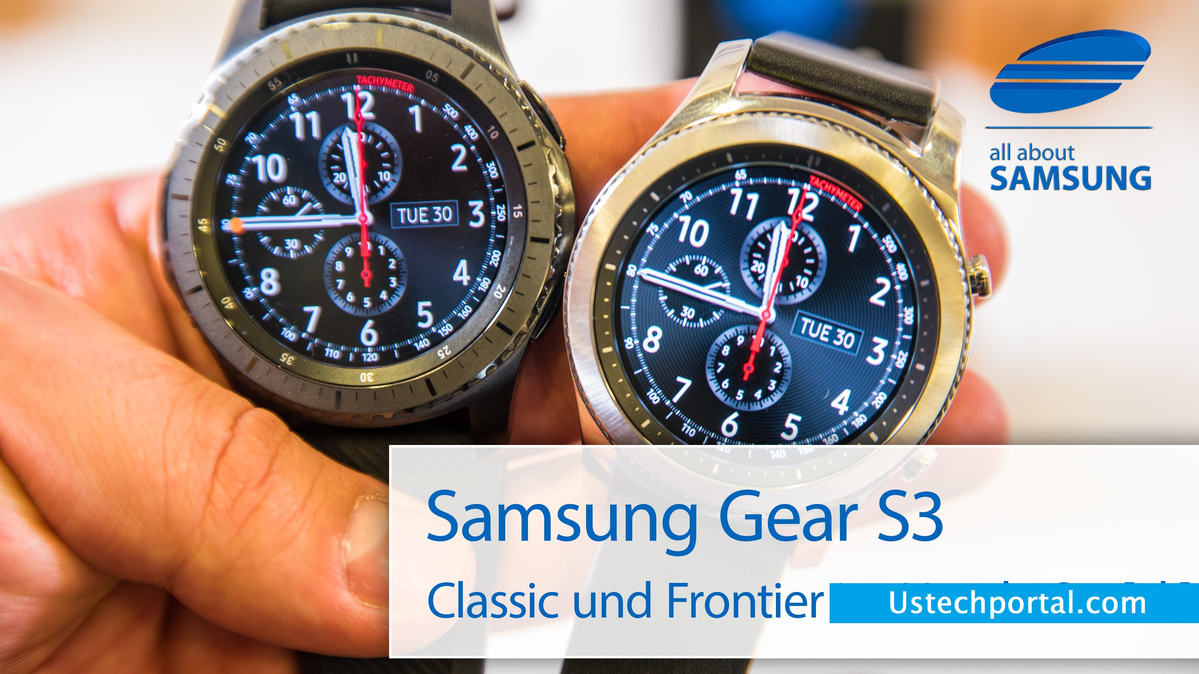 samsung Gear s3 look