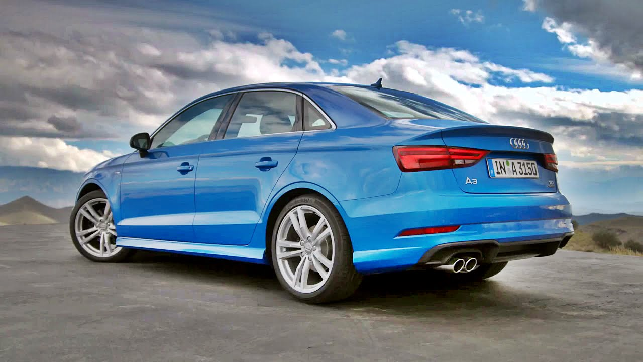 Audi A3 sedan 2017 Review : Interior/Exterior, Price ...