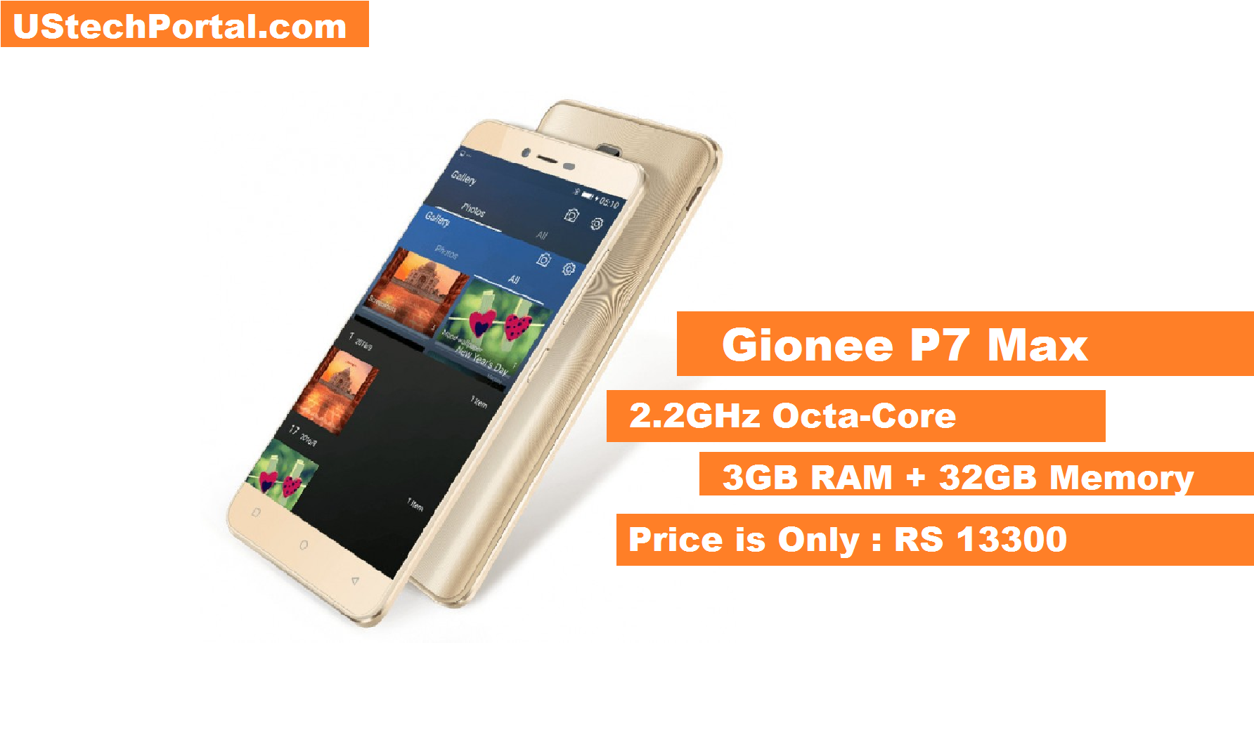 Gionee P7 Max Review