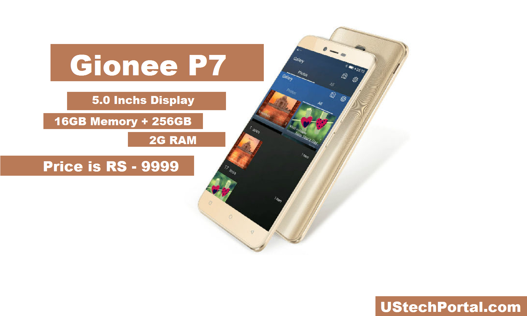 Gionee P7 review