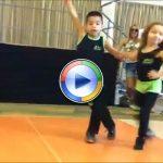 amazing dance performance of children