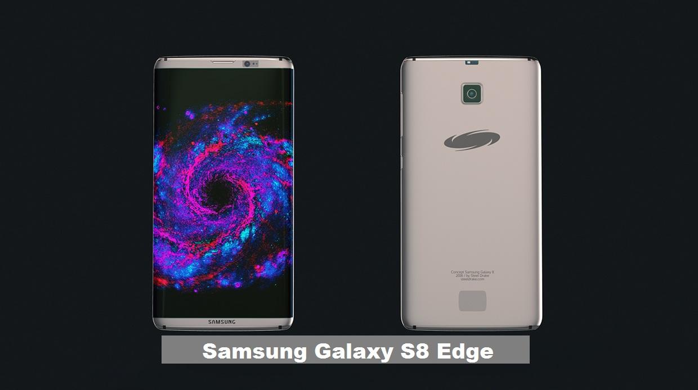 Samsung Galaxy S8 Edge official