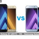 Samsung Galaxy A7 (2017) VS Samsung Galaxy A5 (2017)
