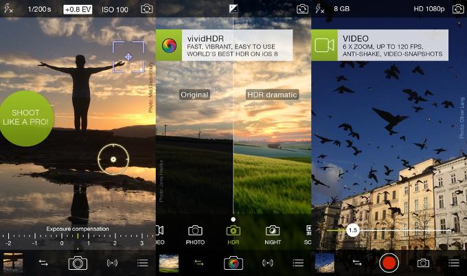 procamera-8 app 2017