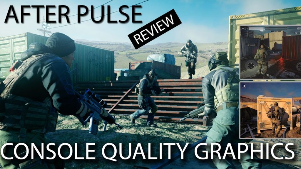 afterpulse review best realistic android game