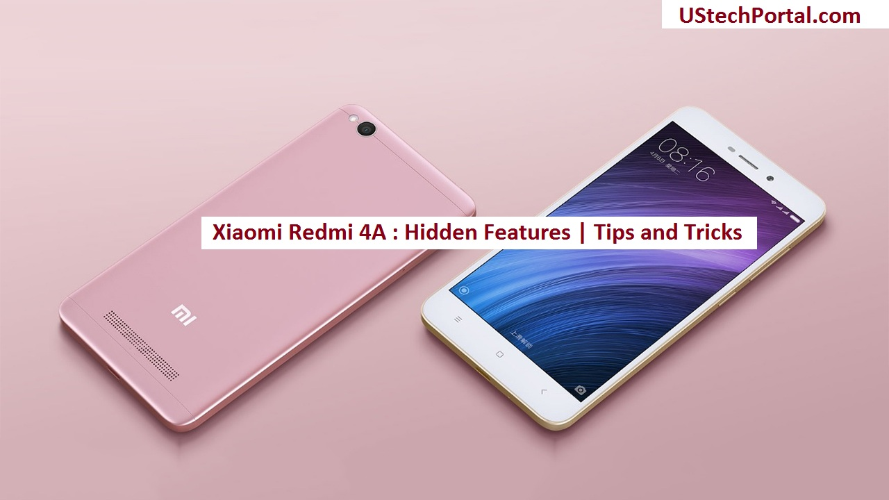 xiaomi redmi 4a hidden features ,Tips & tricks