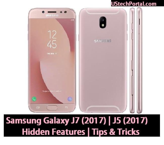 Samsung Galaxy J7-2017-J5-2017 Hidden features-tips-tricks-ui-features