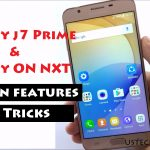 Samsung Galaxy J7 Prime -Galaxy On Nxt Hidden Features - Tips - Tricks