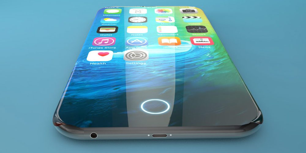 Iphone 8 Touch ID may be built directly into the display