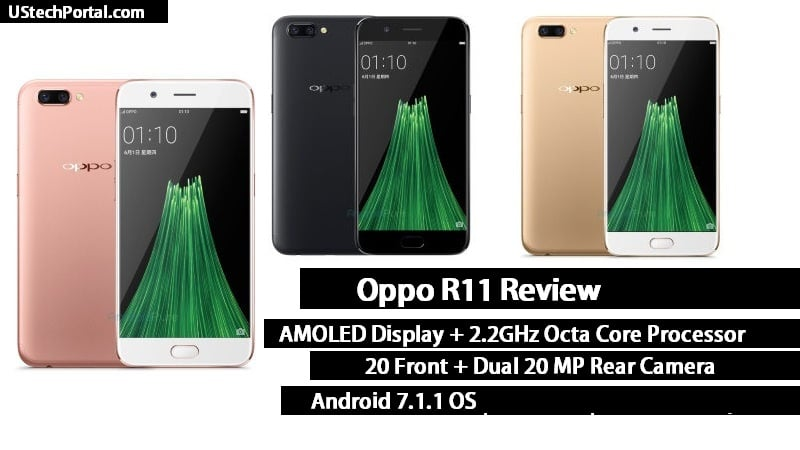 oppo_r11-black, gold,rose gold
