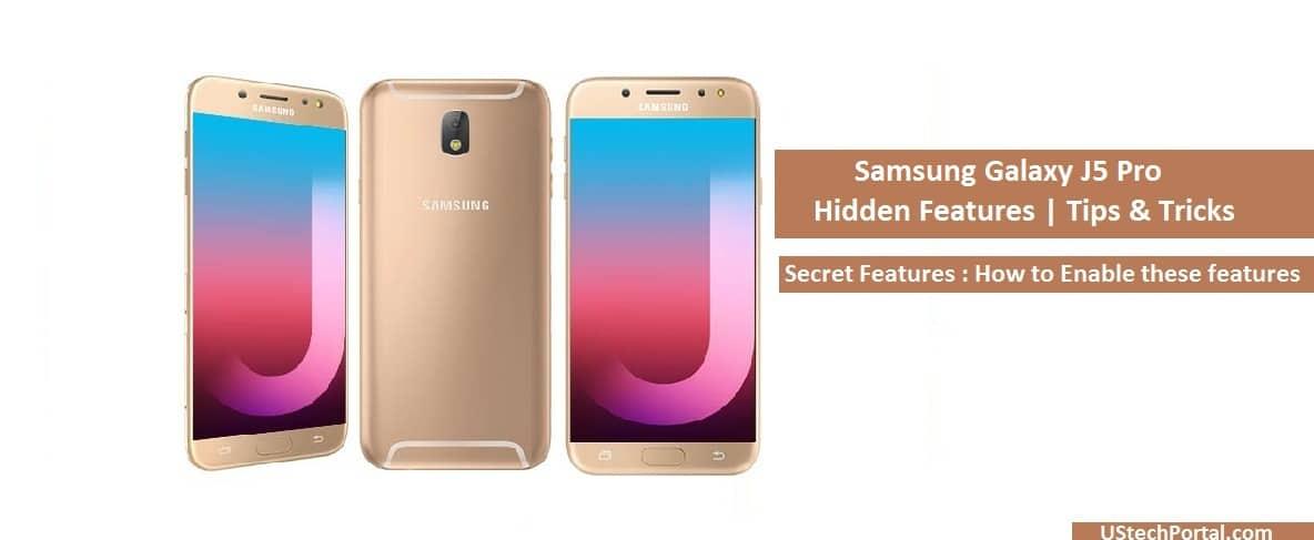 Samsung Galaxy J5 Pro Hidden Features,tips & tricks