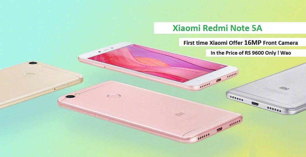 Xioami redmi note 5A review,advantages,disadvantages