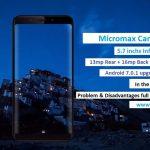 micromax canvas infinity review,advantages,disadvantages,pros-cons