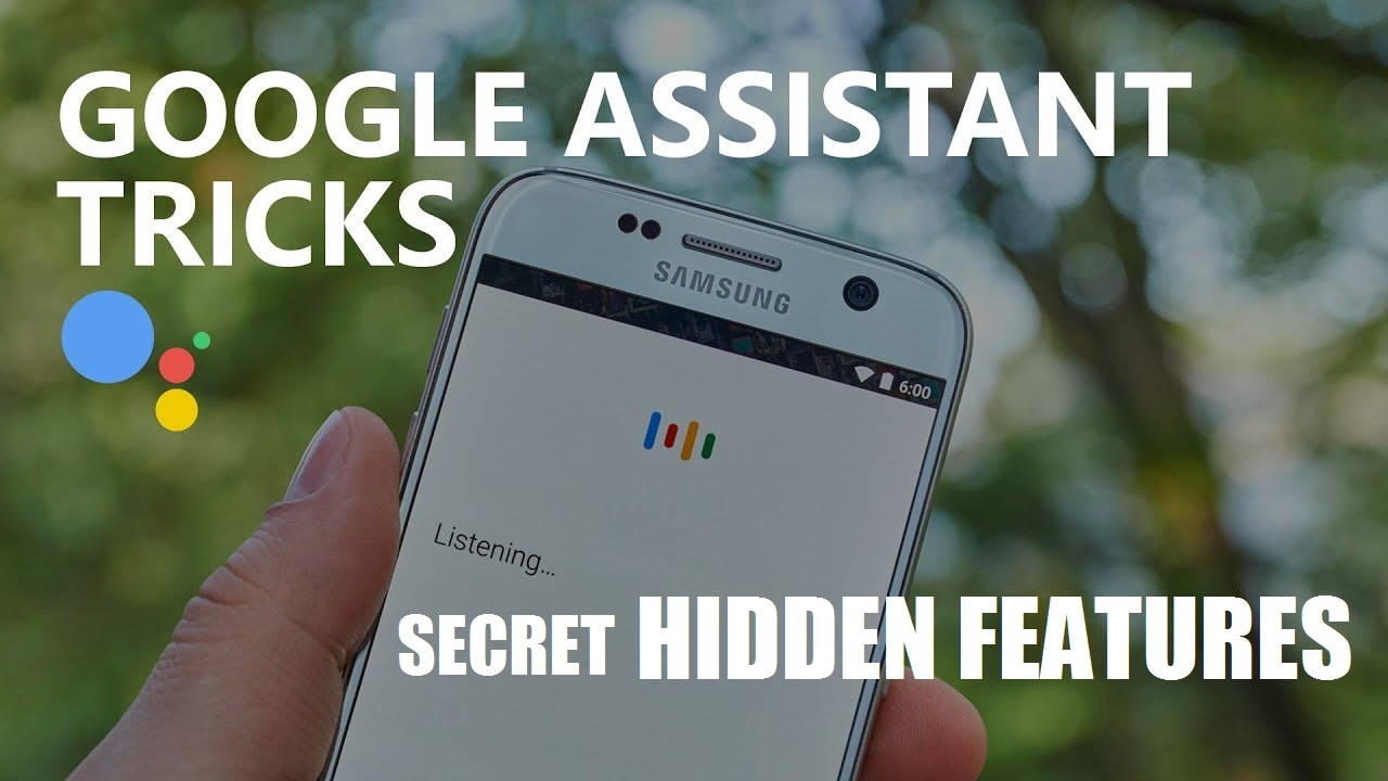 Google Assistant Hidden Features-Tips and Tricks-Secret Features
