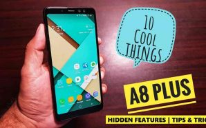 Samsung Galaxy A8 Plus Hidden Features | Tips and Tricks…