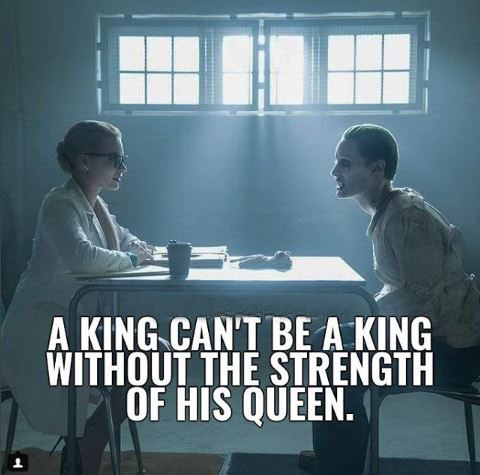 A KING CAN'T BE A KING