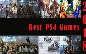 BestPS4Games2018