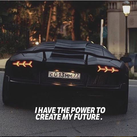 I Have the Power to Create My Future