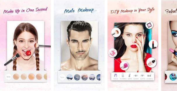 your makeup photo camera