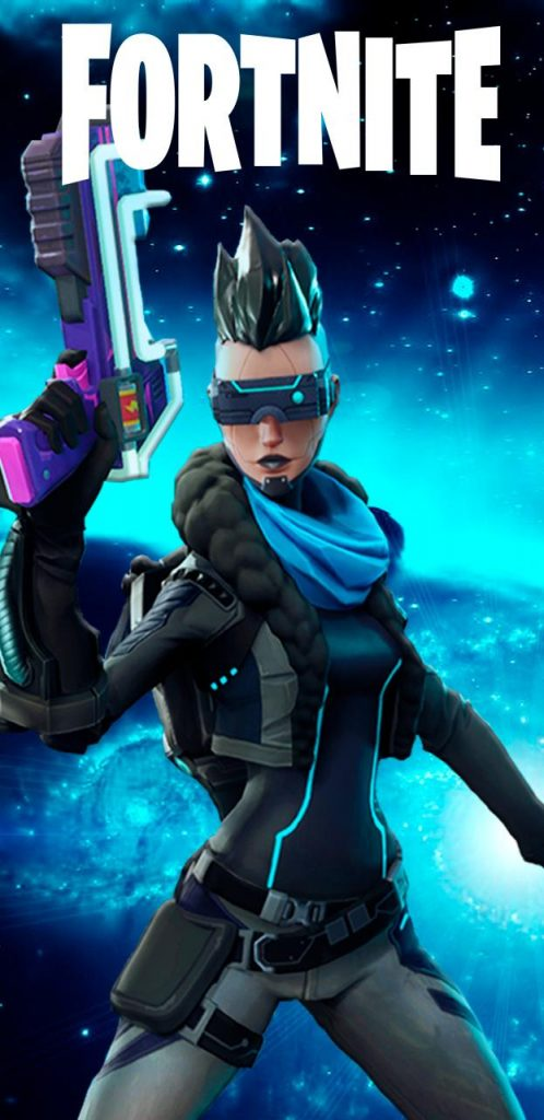 Fortnite Wallpapers for Notch | Infinity Display Smartphone: Free Download
