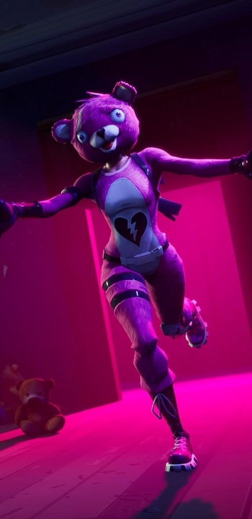 Fortnite wallpapers for notch infinity display smartphone free download - Cuddle team leader from fortnite ...