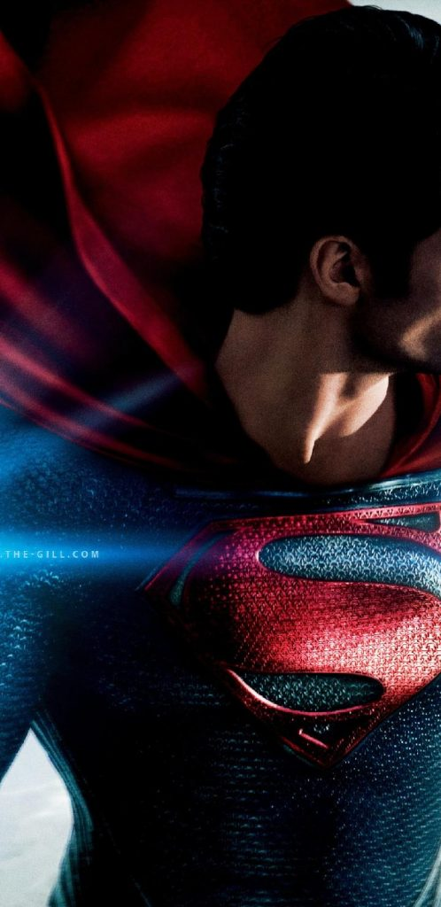 How to Download Superhero Wallpapers HD in iPhone: Long Press on wallpaper >> save it on your Photos.