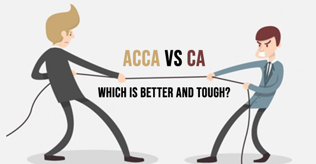 ACCA or CA Which is better