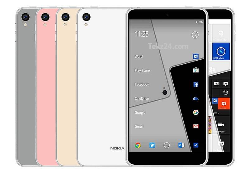 Upcoming Nokia C1 Features Released on 2016 Starting