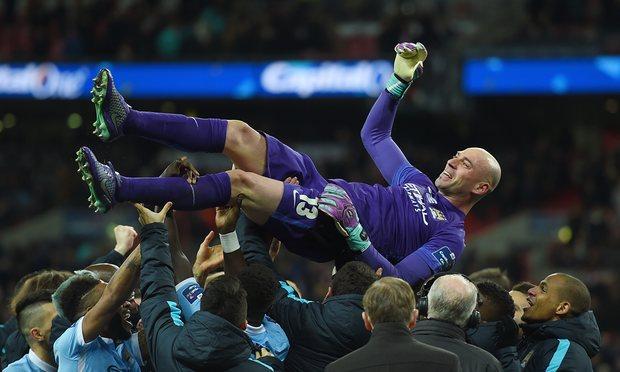 Final Liverpool 1-1 Man City,Wilfredo hero of Team