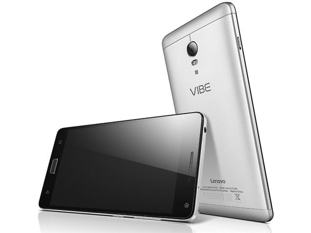 Lenovo Vibe P1 Turbo With 13-Megapixel Camera and 5000mAh Battery