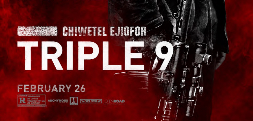 Triple 9(nine) Hollywood movie Fullfill with Drama,Thriller 2016