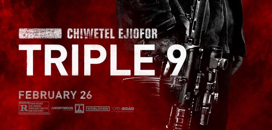 Triple 9(nine) Hollywood movie Fullfill with Drama,Thriller 2016