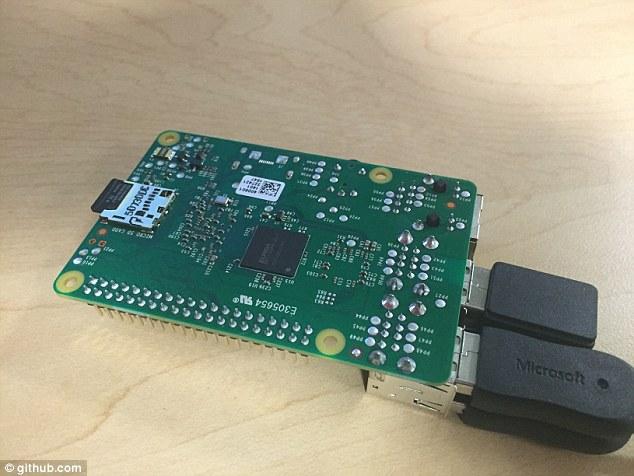 Amazon's Echo speaker building technique with the Raspberry Pi