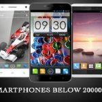 Best Smartphone under 20K